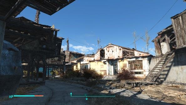 Fallout 4 Settlements Sanctuary Shanty 02